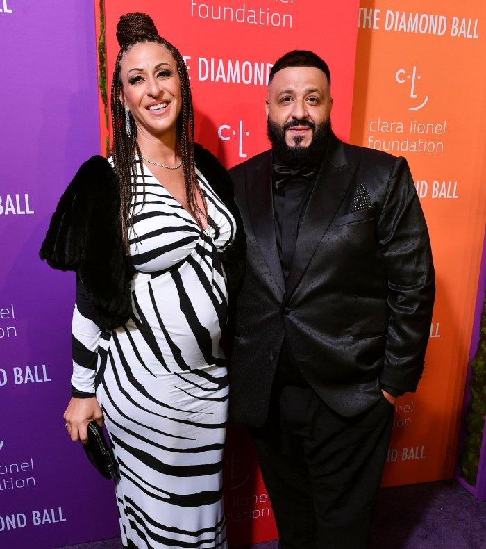 DJ Khaled's Wife Nicole