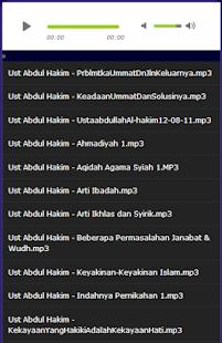 Ustadz Abdul Hakim bin Amir Abdat Baru 2017 - náhled