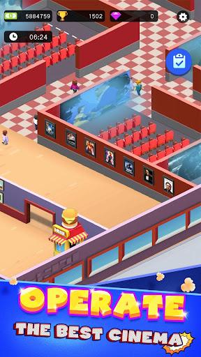 Idle Cinema Tycoon screenshots 5
