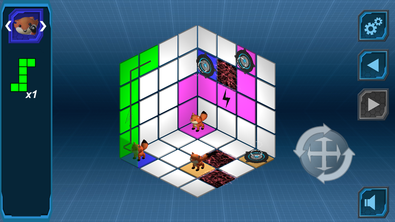 android foxy cube released connect start and finish using cube