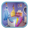 Princess Ice Bedroom Decoration APK