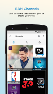 BBM – Free Calls & Messages Apk 6