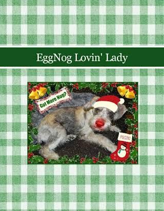 EggNog Lovin' Lady