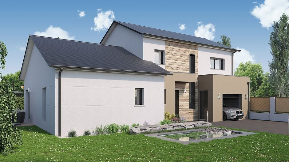 Vente maison 5 pièces 144 m² à Nouzilly (37380), 323 101 €
