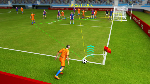 Soccer League Dream 2021: World Football Cup Game apkmr screenshots 4
