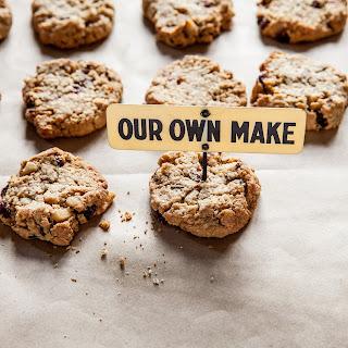 Raisin And Rosemary Cookies
