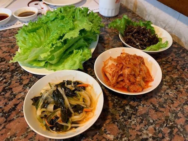 金漢城韓國料理 - 風格傳統而懷舊的老店