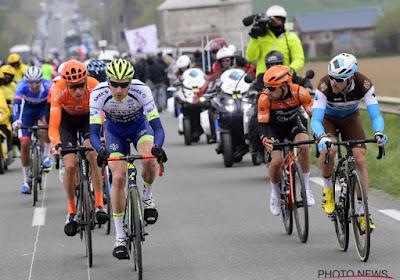 """Wanty-Gobert posteerde Belg die lang moest wachten op contract in finale in Roubaix: """"Ik zat compleet dood"""""""
