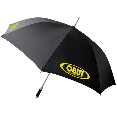Obut Paraply svart