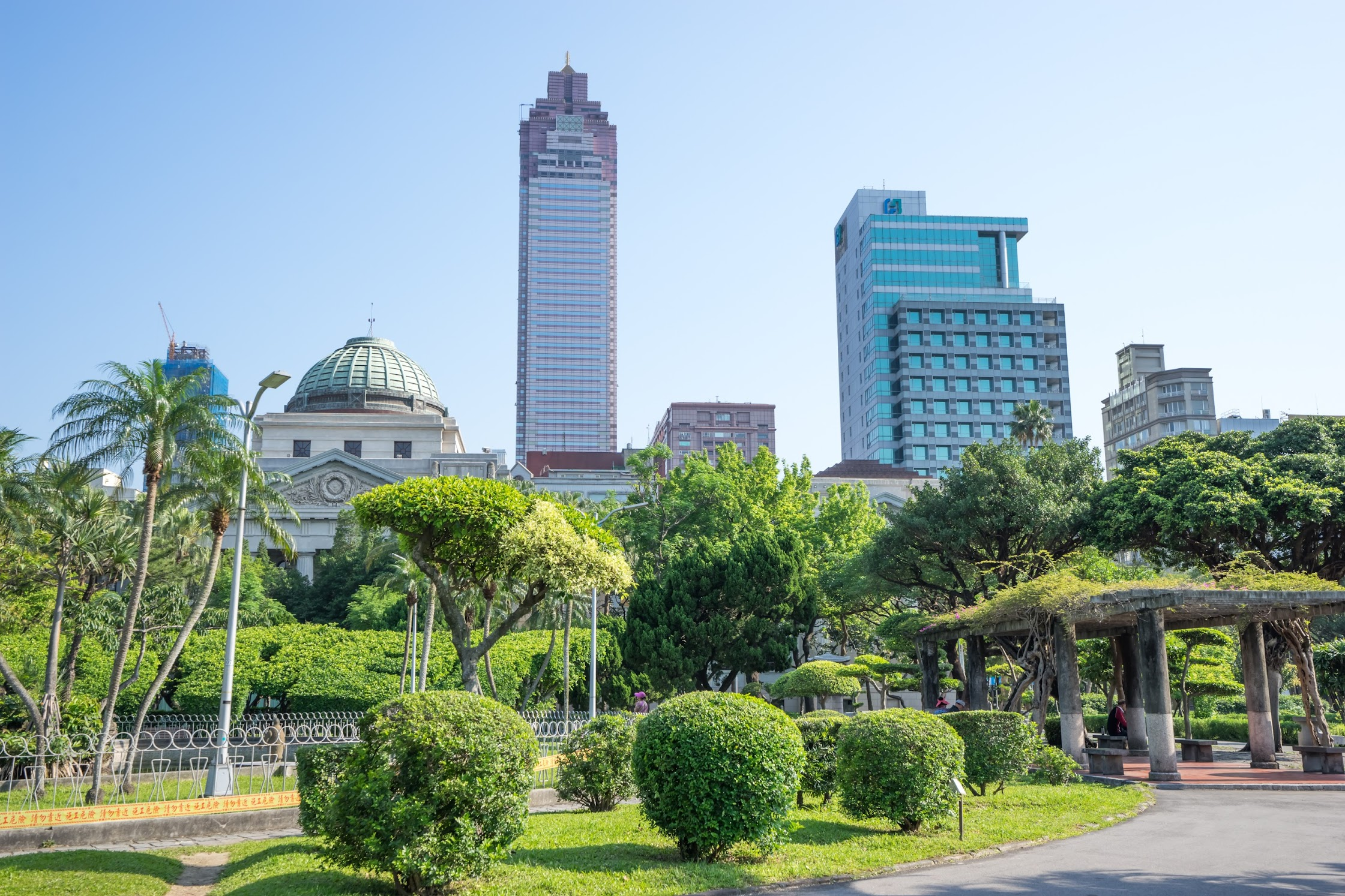 Taipei Peace Memorial Park1