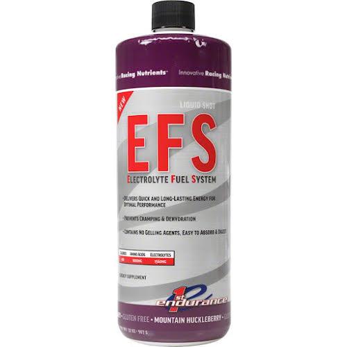 1st Endurance EFS Liquid Shot Refill - Mountain Huckleberry 32oz