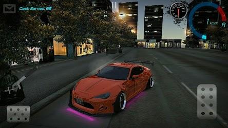 Unlimited Drift Simulator