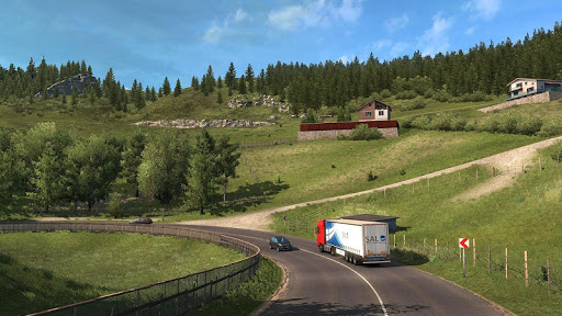 Truck Real Super Speed u200bu200bSimulator New 2020 1.0 screenshots 10