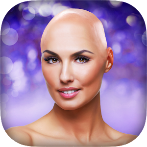 Bald Head Photos Icon