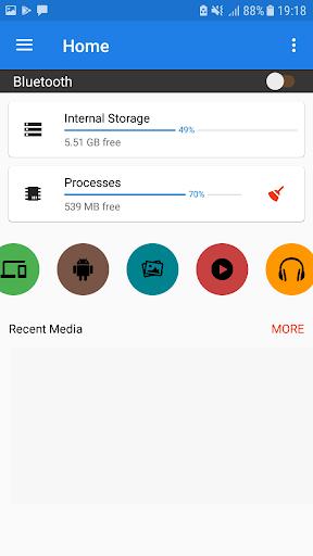 Bluetooth Files Transfer 4.0.1 screenshots 3