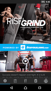 Rise & Grind by MuscleTech- screenshot thumbnail