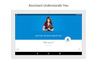 Screenshot of Assistant.ai