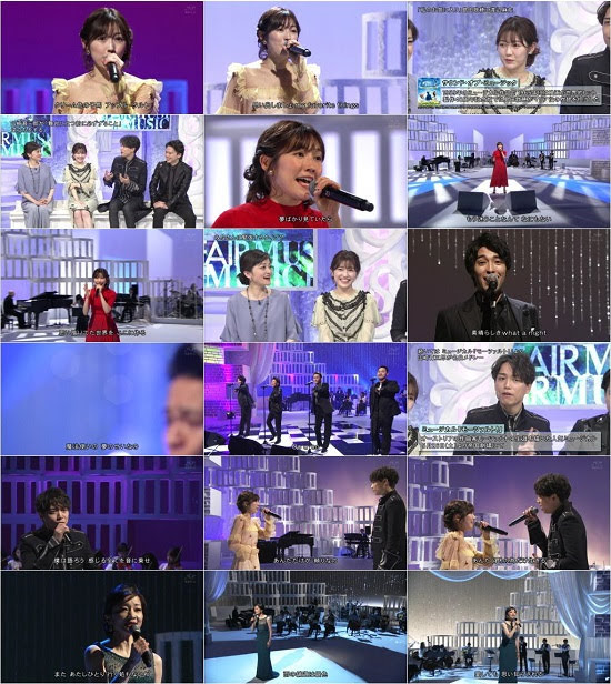 (TV-Music)(720p+1080i) 渡辺麻友 – MUSIC FAIR 180512