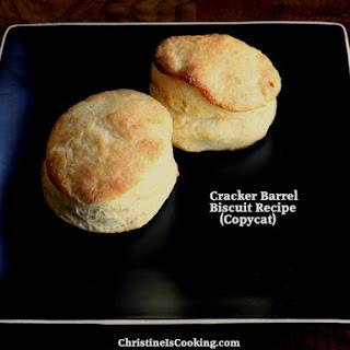 Cracker Barrel Biscuit Recipe (Copycat)