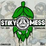 Outbreak Stiky Mess