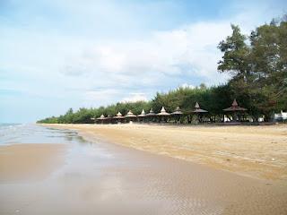 Lombang Beach Madura Indonesia