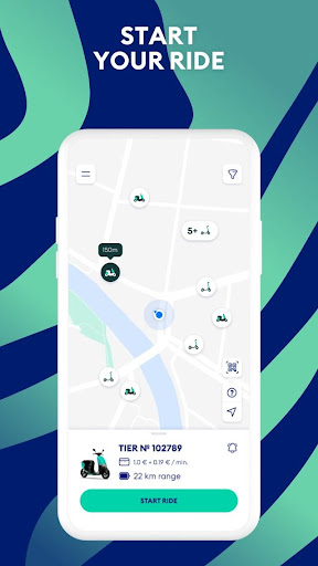 TIER - Scooter Sharing 3.8.3 screenshots 4