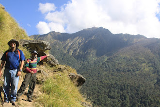 Photo: Just about end of 2nd (and a biggg) climb after crossing Pithi Gad