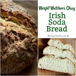 Weight Watchers Okay Irish Soda Bread.