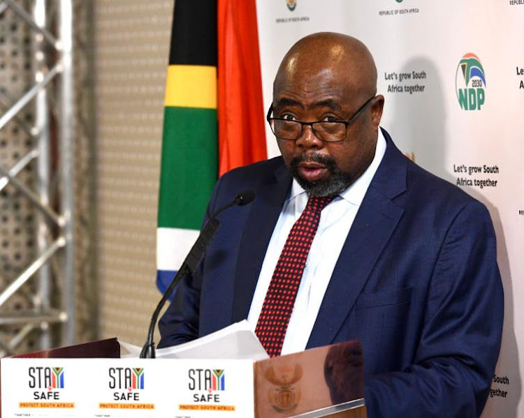 Employment and labour minister Thulas Nxesi said employees who contract Covid-19 in the workplace will be entitled to a 14-day quarantine and paid sick leave.