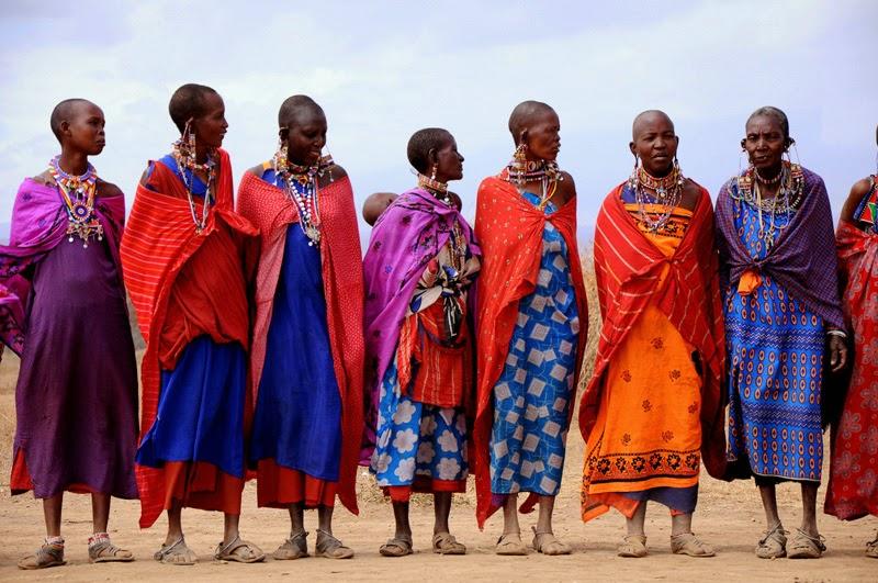 Кенийцы - племя банту