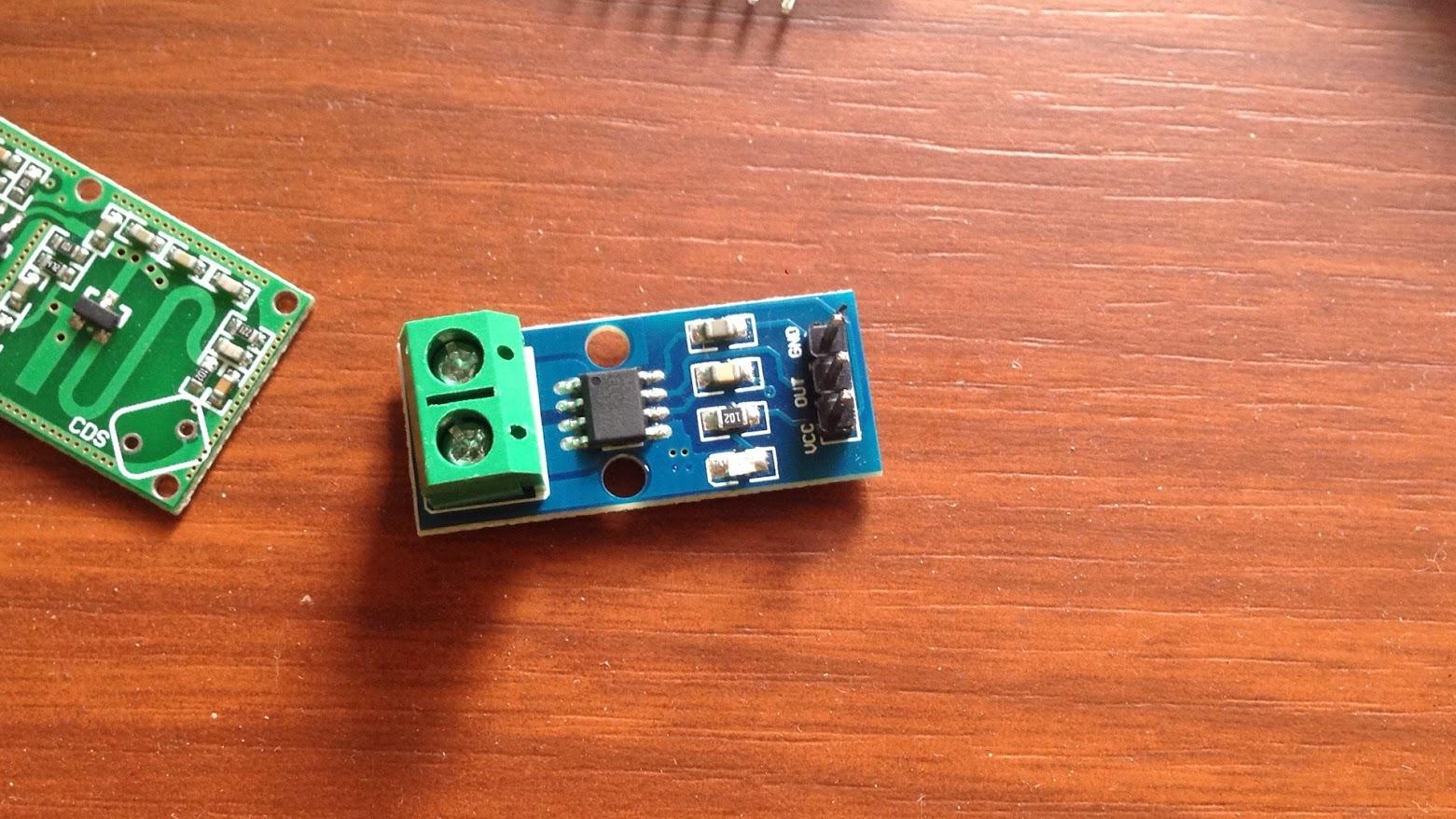 30A current sensor
