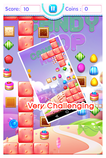 Candy Hop Mania- screenshot thumbnail