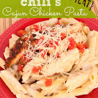 Chili's Copycat Cajun Chicken Pasta.