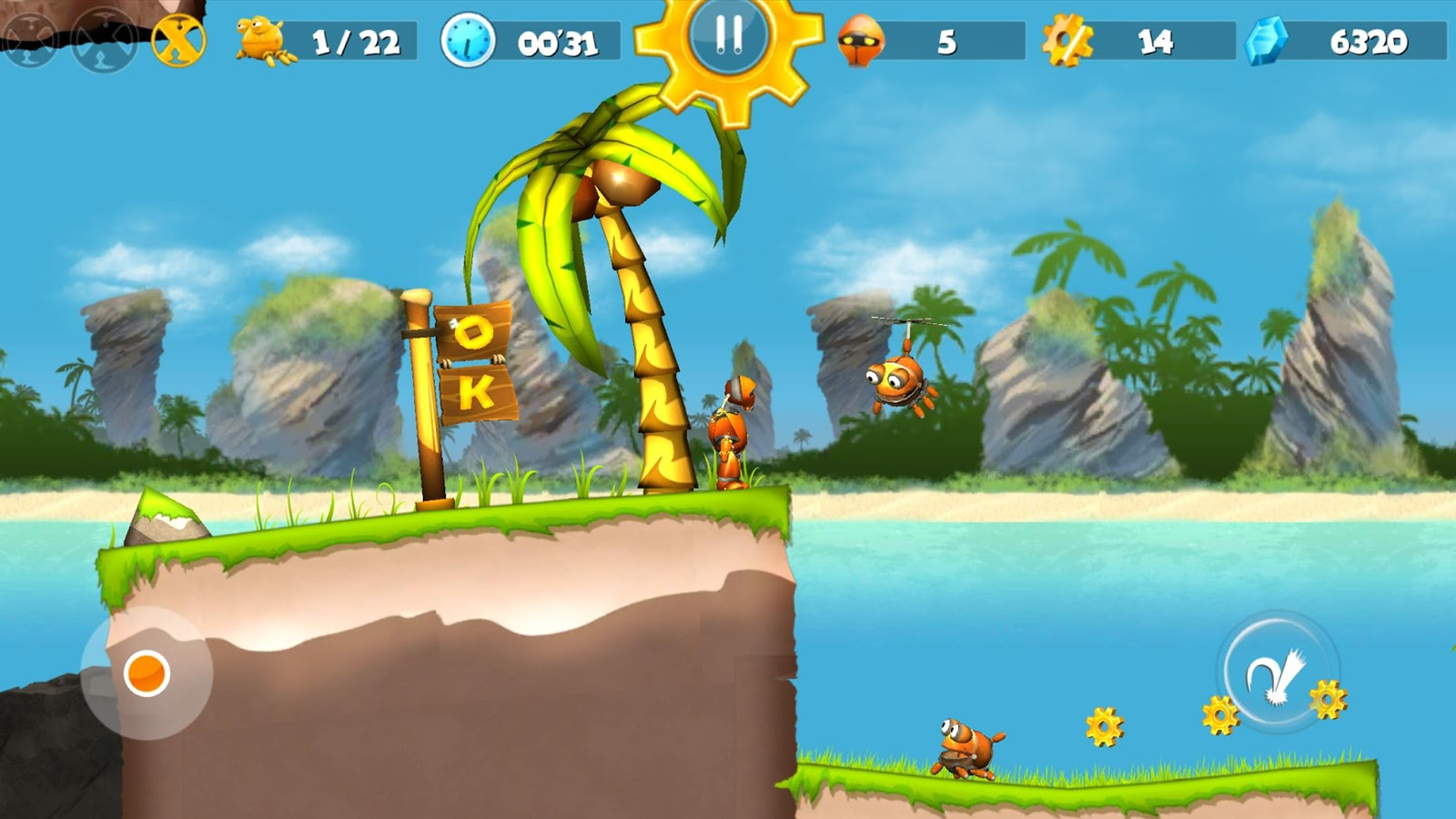 Maxim: Meca World Adventures- screenshot