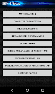 CSE Notes screenshot