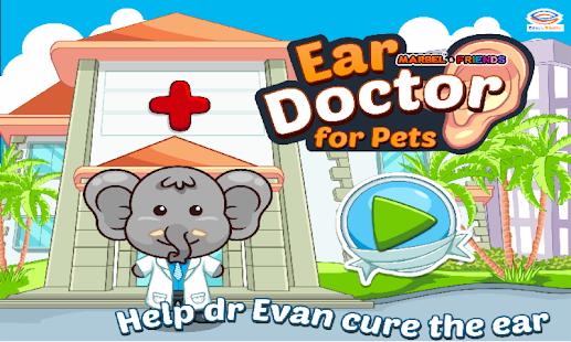 Marbel Ear Doctor for Pets - náhled