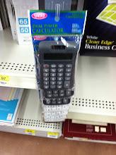 Photo: Calculators,