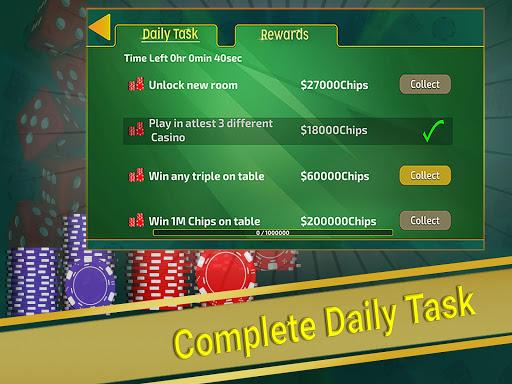 Sic Bo (Tai Xiu) - Multiplayer Casino  screenshots 12