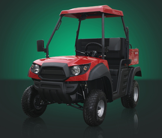 150cc Rancher Red Hammerhead Twister UTV Ute Polaris ranger R-150 side x side utility farm vehicle