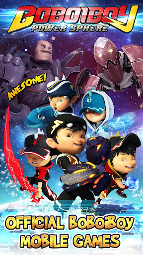 Power Spheres by BoBoiBoy  screenshots 17