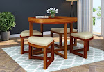 Big Discount! Buy Dining Table Set in Hyderabad Upto 55% OFF