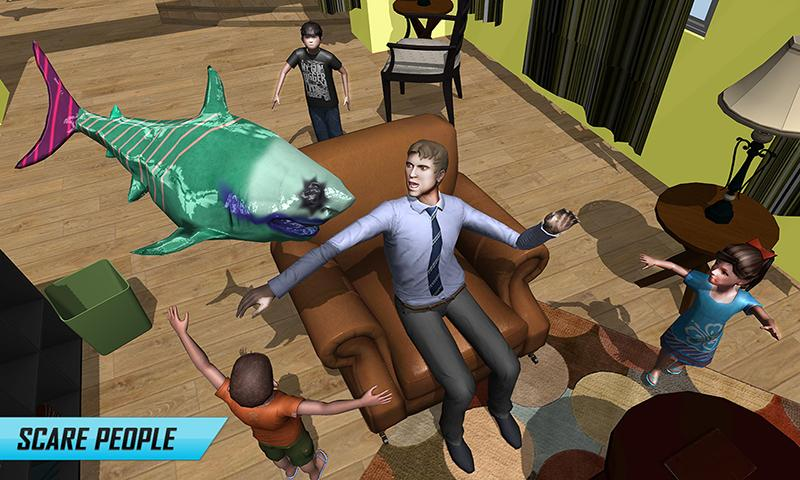 RC Flying Shark Simulator Game Virtual Toy Fun Sim- screenshot