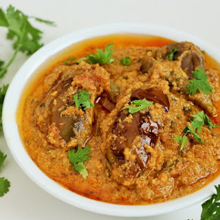 Hyderabadi Bagare Baingan