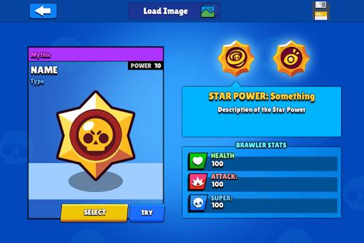Card Maker for Brawl Stars filehippodl screenshot 6