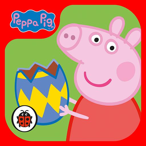 Peppa Pig Book: Great Egg Hunt