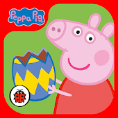 Peppa Pig Book: Great Egg Hunt
