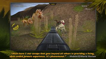 Screenshot of Carnivores: Dinosaur Hunter HD