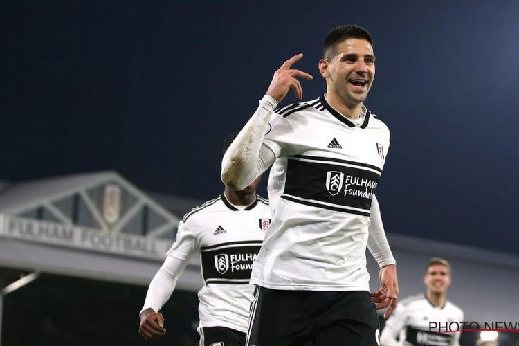 Officiel : Mitrović prolonge à Fulham