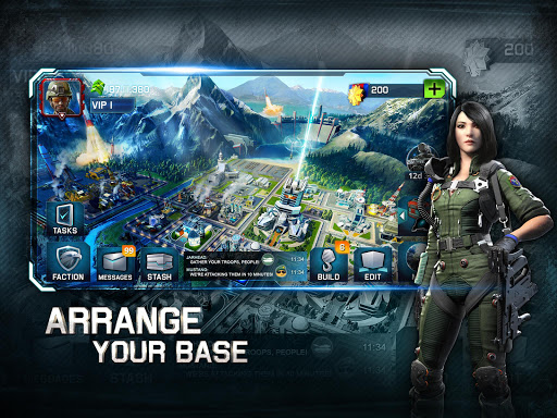 War Planet Online: Real Time Strategy MMO Game  screenshots 9