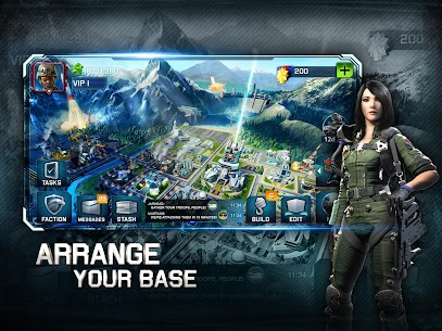 War Planet Online: Real Time Strategy MMO Game 9